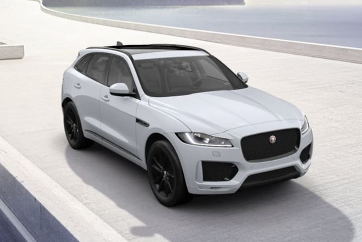 Jaguar F Pace Estate Special Editions 2 0d 180ps Chequered Flag 5dr Auto