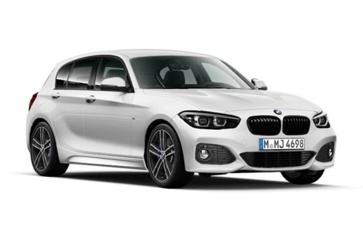 Bmw 118i M Sport Shadow Edition Offer