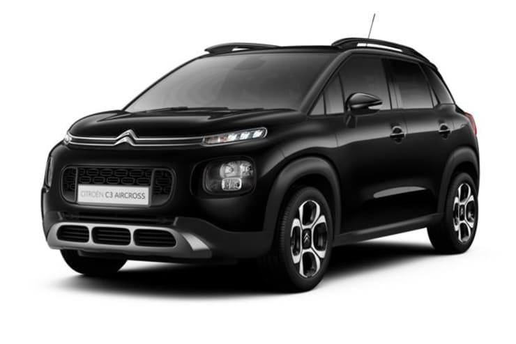 Citroën C3 Aircross 'Flair' SUV, PureTech 82 Petrol