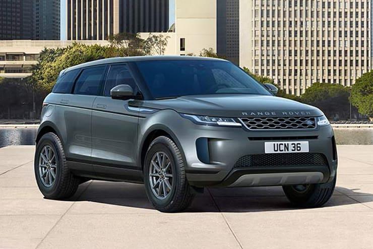 Range Rover Evoque >> Range Rover Evoque 2 0 D150 2wd Brand New 69 Plate Offer