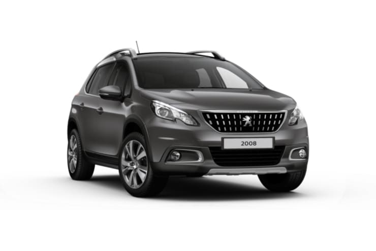 Peugeot 2008 Suv >> Peugeot 2008 Suv Signature 1 2l Puretech 110