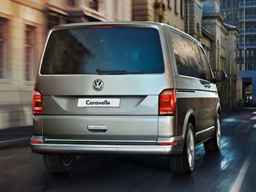 Volkswagen Caravelle Exterior