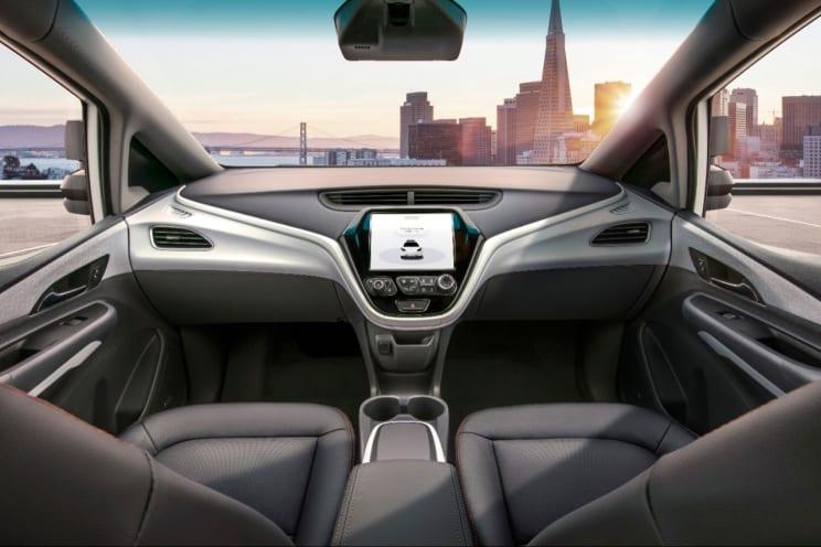 Gm S Self Driving Vehicles Chevrolet Qatar