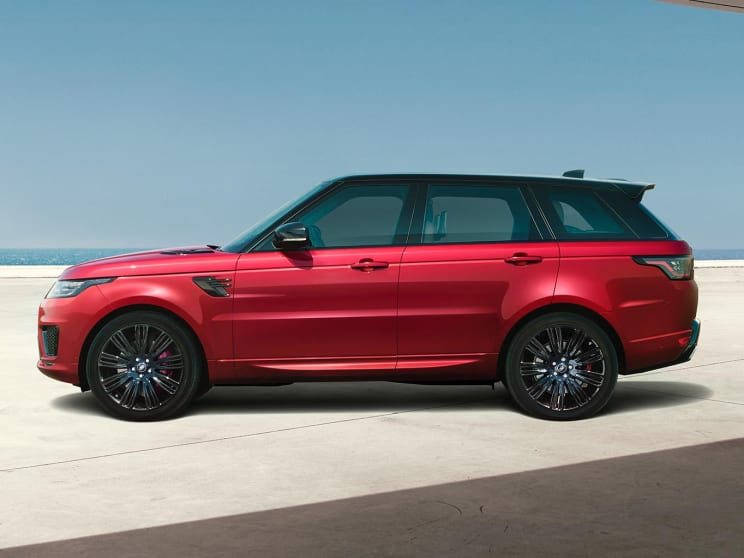 New Range Rover >> The New Range Rover Sport Swords Joe Duffy Land Rover