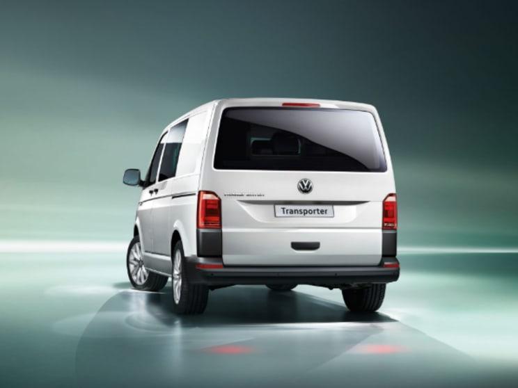 18dbd85587 New Volkswagen Transporter Kombi