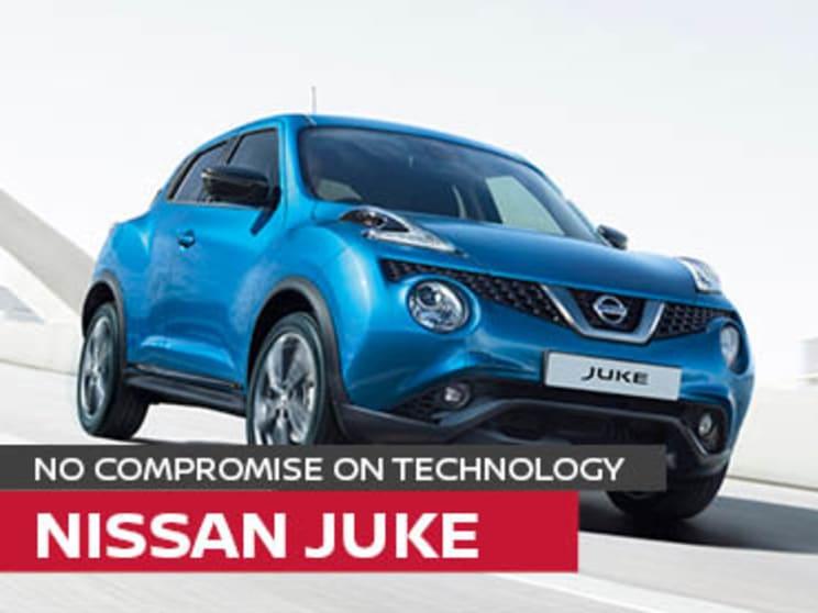 New Nissan Juke Lancashire Wigan Chorley Group Nissan