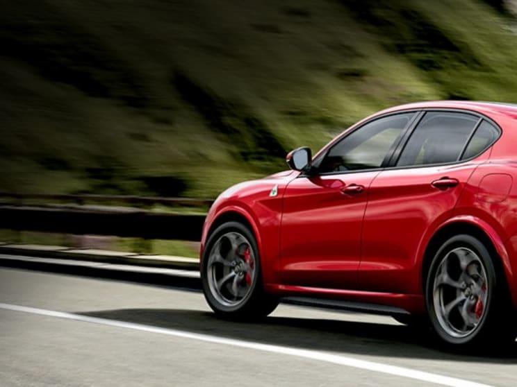 New Alfa Romeo Stelvio Chester Cheshire Swansway Alfa Romeo