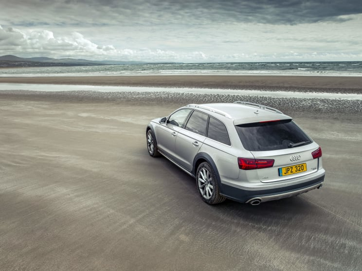 New Audi A6 Allroad Quattro For Sale Finance Available Swansway Audi