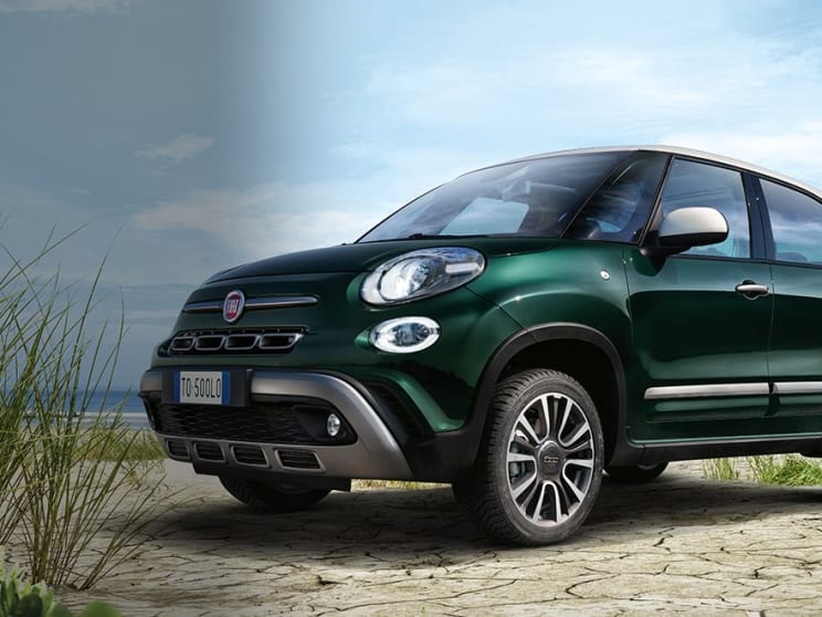 New Fiat 500l Chester Cheshire Swansway Fiat