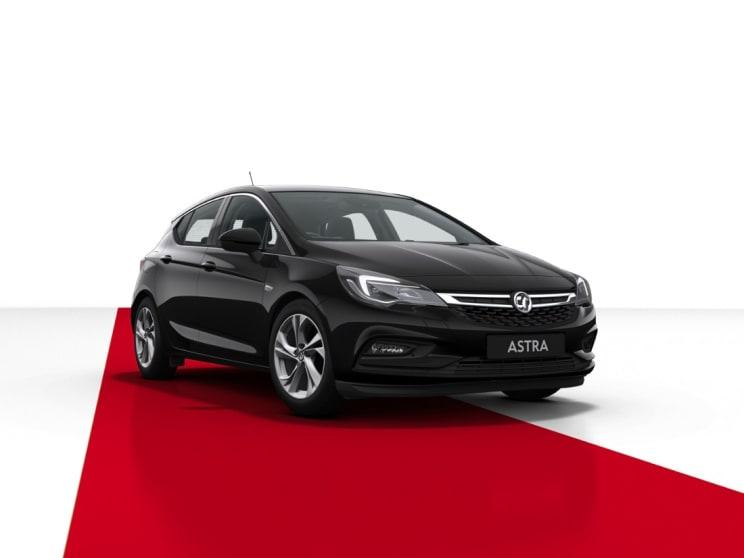 New Vauxhall Astra | Smiths Ilkeston