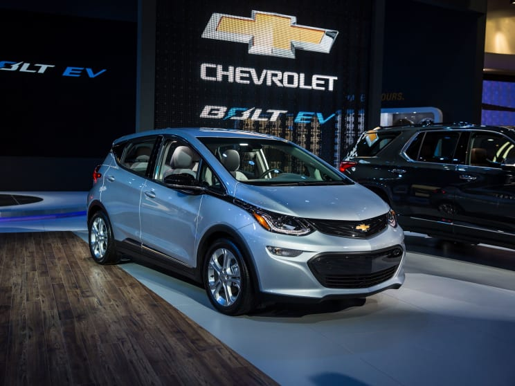 Debut Of Chevrolet Bolt Chevrolet Qatar