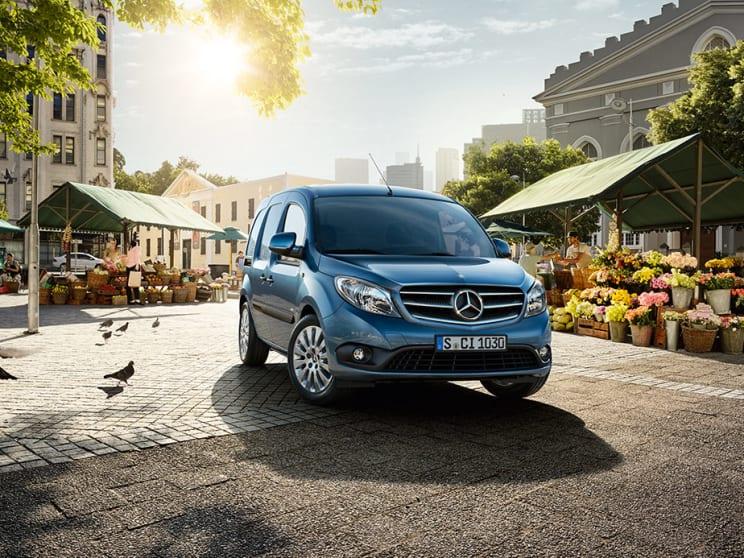044c677368 New Mercedes-Benz Citan Panel Van