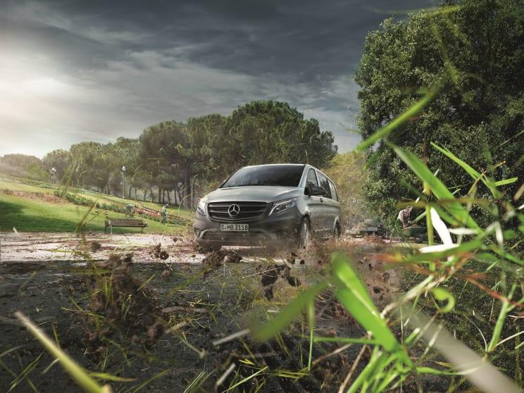 6e29190b5e New Mercedes-Benz Vito Crew Van