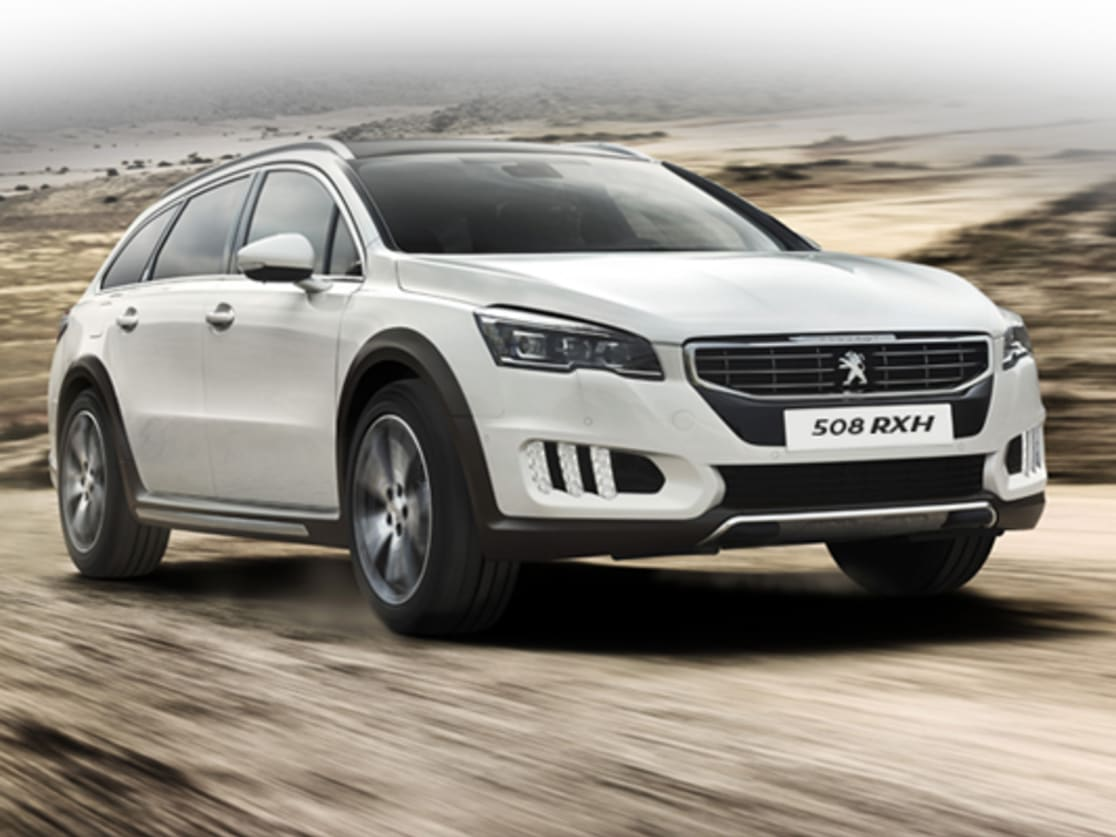 New Peugeot 508 RXH | New Cars | Specialist Cars Peugeot Aberdeen