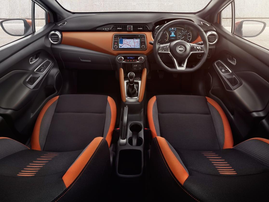 Nissan Micra 2017 | Smiths Peterborough
