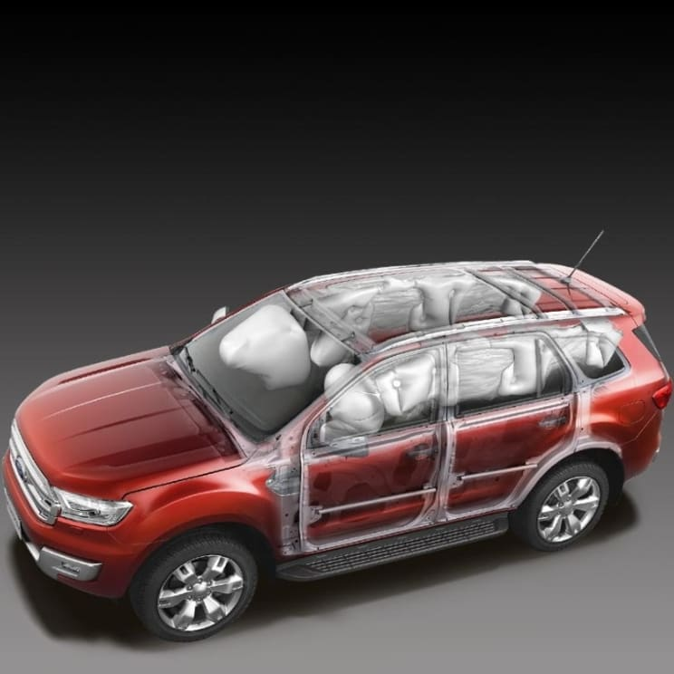 Purchase The New Ford Everest in Uganda, Africa | CMC Motors