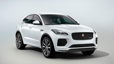New Jaguar E PACE