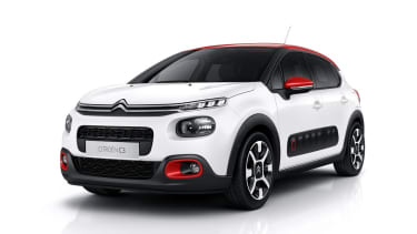 New Citroën Cars | Available from Barretts Canterbury Kent