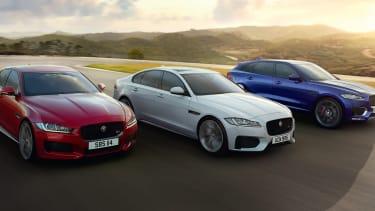 New Jaguar Cars Sytner Jaguar
