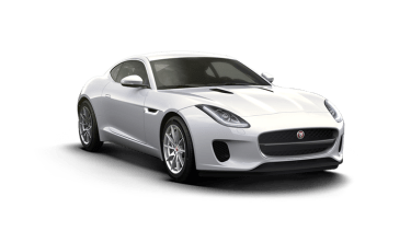 New Jaguar F TYPE Coupe