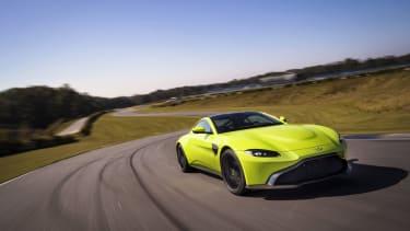 New Aston Martin Cars Aston Martin Nottingham - Aston martin new car