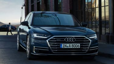 OUTSTANDING   THE NEW AUDI A8 FROM £449.87 PER MONTH