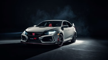 Delightful Honda Civic Type R