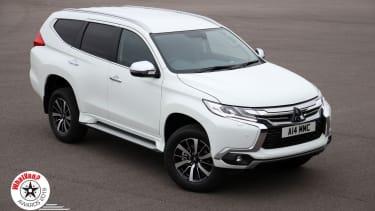 New Mitsubishi Shogun Sport Commercial Offers