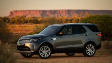 New Land Rover Offers | Pentland Land Rover Finance Deals