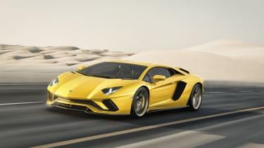 New Lamborghini Cars Sytner Lamborghini