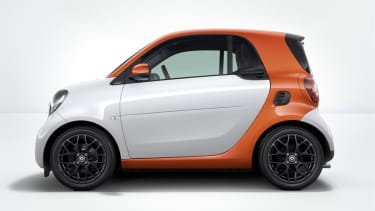 The New smart car range | For sale at Lookers smart