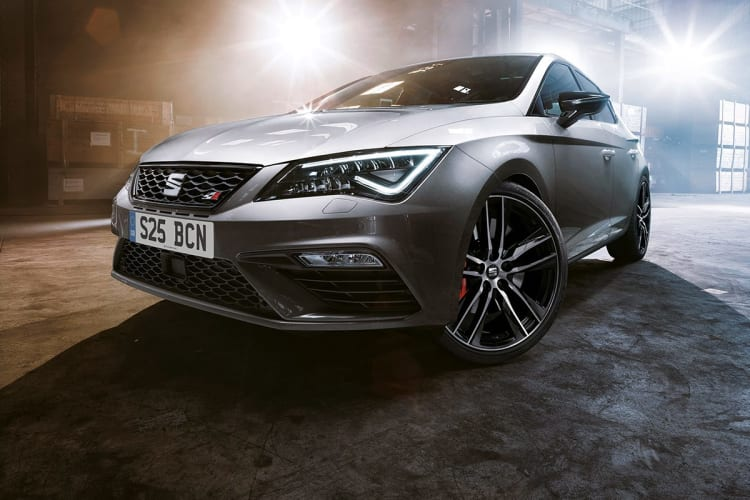 Browse Our Range Of Models Available New SEAT Cars