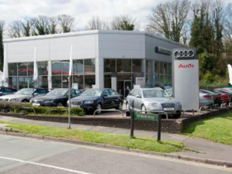 Contact Us In Epsom Drift Bridge Audi - Audi car dealership
