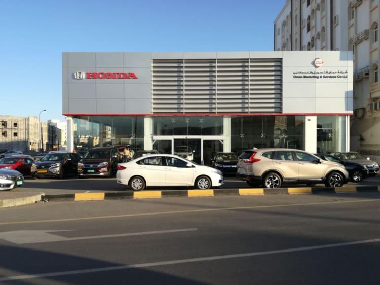 Honda Showrooms & Service Centres for Cars & Marine   OMASCO