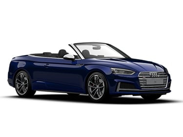 Audi S5 Cabriolet - From just £509 per month!