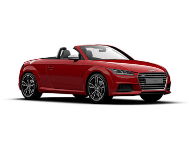 Audi TTS Roadster - From just £449 per month!