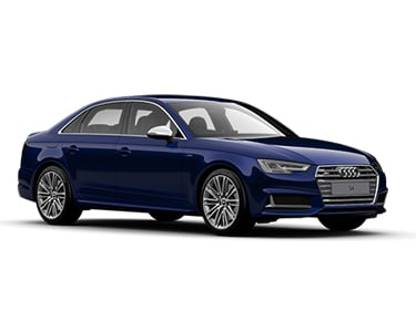 Audi S4 Saloon - From just £429 per month!