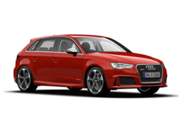 Audi RS3 Sportback - From just £449 per month!