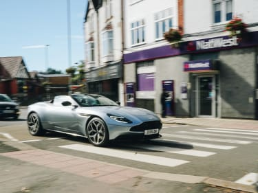 Aston Martin Bristol News And Events Dick Lovett Aston Martin - Aston martin news