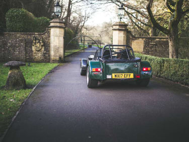 Daily Caterham Rentals Bristol Williams Automobiles Caterham
