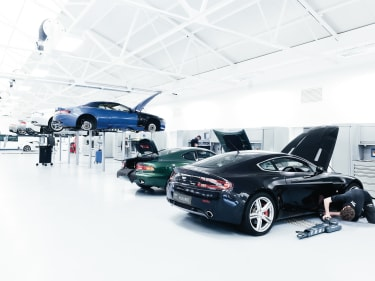 Latest Promotions Aston Martin Nottingham - Aston martin vantage maintenance