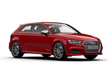 Audi S3 - From just £319 per month!