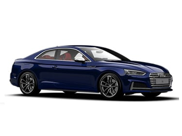 Audi S5 Coupe - From just £489 per month!