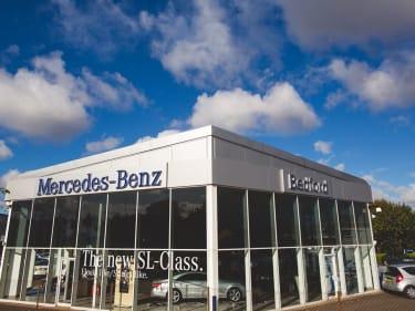 Mercedes Benz Of Bedford