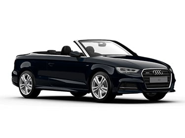 Audi S3 Cabriolet - From just £369 per month!