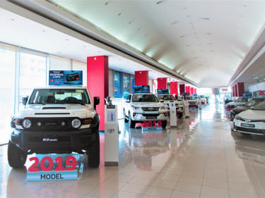 Latest Toyota Car News in The United Arab Emirates | Toyota