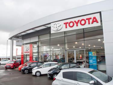 Toyota Dealer Near Me >> Toyota Dealership Near Me Galleria Di Automobili