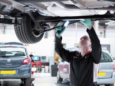 Vauxhall parts