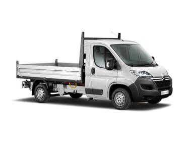 Citroen Relay Tipper From GBP309 VAT Per Month
