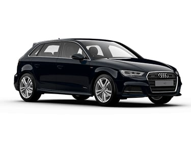 Audi S3 Sportback - From just £329 per month!